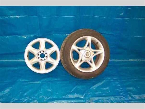Fiat Marea AL kola+plechove disky, foto 1 Náhradní díly a příslušenství, Ostatní | spěcháto.cz - bazar, inzerce zdarma