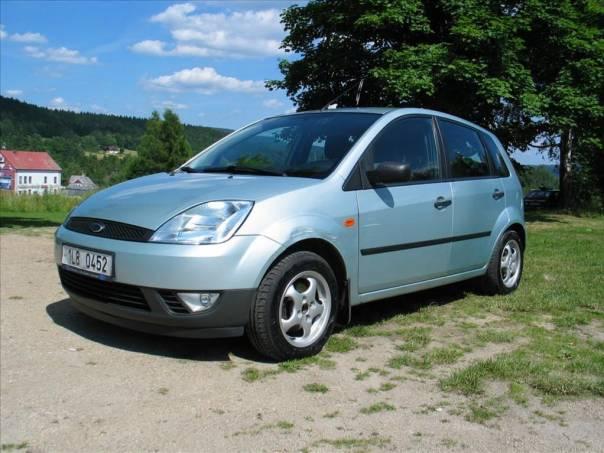 Ford Fiesta 1.4 TDCI  AMBIENTE, foto 1 Auto – moto , Automobily | spěcháto.cz - bazar, inzerce zdarma