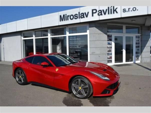 Ferrari F12 Berlinetta CZ ZÁRUKA, foto 1 Auto – moto , Automobily | spěcháto.cz - bazar, inzerce zdarma