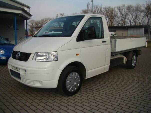 Volkswagen Transporter valník 1,9TDI 77kW serviska, foto 1 Užitkové a nákladní vozy, Do 7,5 t | spěcháto.cz - bazar, inzerce zdarma