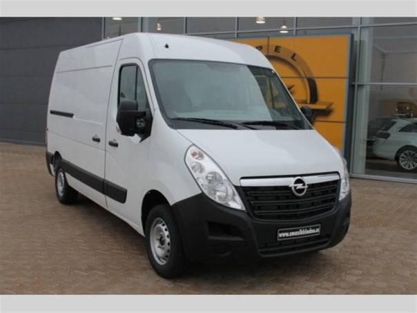 Opel Movano VAN L2H2 FWD 2,3 125k, foto 1 Užitkové a nákladní vozy, Do 7,5 t | spěcháto.cz - bazar, inzerce zdarma