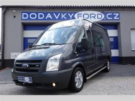 Ford Transit 280M-2,2-140PS-KLIMA-PRO 6OSOB , Užitkové a nákladní vozy, Autobusy  | spěcháto.cz - bazar, inzerce zdarma