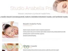 Masáže Anabella Praha