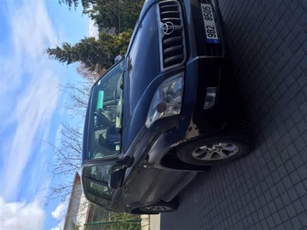 Toyota Land Cruiser 3,0 D-4D 120 4x4 8míst,, foto 1 Auto – moto , Automobily | spěcháto.cz - bazar, inzerce zdarma