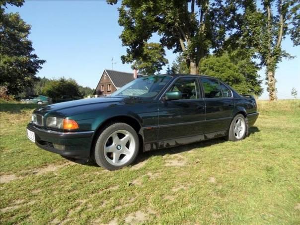 BMW Řada 7 4.0 8Valec Top stav  740i, foto 1 Auto – moto , Automobily | spěcháto.cz - bazar, inzerce zdarma