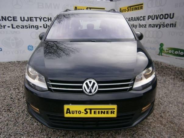 Volkswagen Sharan 2.0 TDI Navigace, Servisní kniha , foto 1 Auto – moto , Automobily | spěcháto.cz - bazar, inzerce zdarma