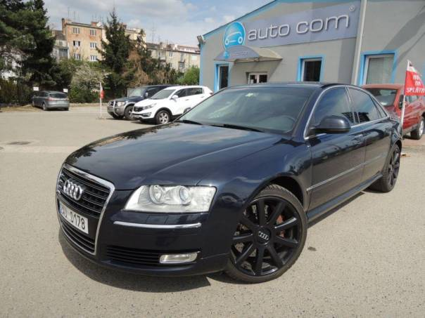 Audi A8 4.2TDi Quattro,Brembo, foto 1 Auto – moto , Automobily | spěcháto.cz - bazar, inzerce zdarma