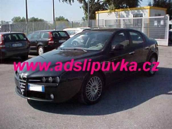 Alfa Romeo 159 1.9 JTD, foto 1 Náhradní díly a příslušenství, Ostatní | spěcháto.cz - bazar, inzerce zdarma
