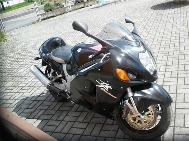 Suzuki GSX-R 1300 Hayabusa, foto 1 Auto – moto , Motocykly a čtyřkolky | spěcháto.cz - bazar, inzerce zdarma