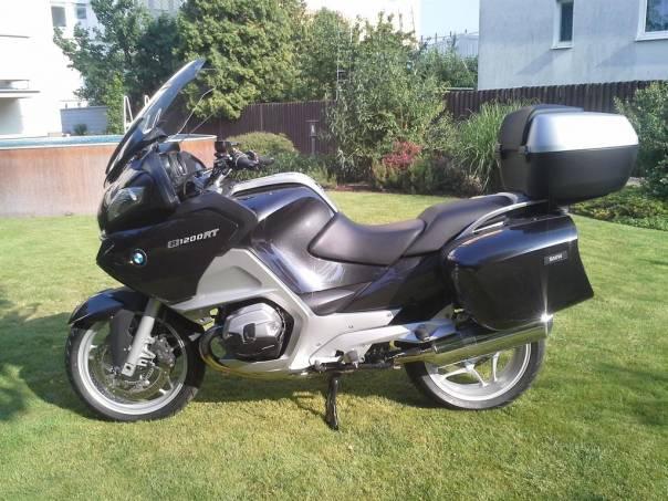 BMW R 1200 1200 rt, foto 1 Auto – moto , Motocykly a čtyřkolky | spěcháto.cz - bazar, inzerce zdarma
