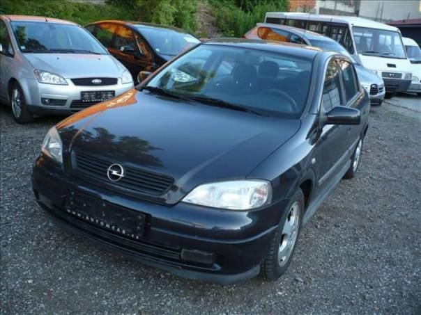 Opel Astra 1,8 16V, foto 1 Auto – moto , Automobily | spěcháto.cz - bazar, inzerce zdarma