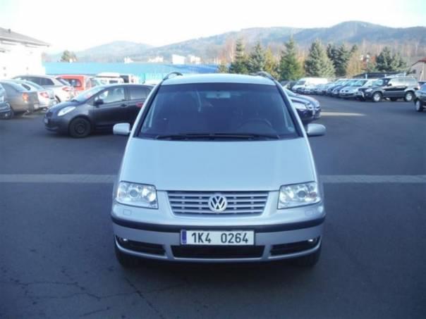 Volkswagen Sharan 1.9 TDi 4 Motion, foto 1 Auto – moto , Automobily | spěcháto.cz - bazar, inzerce zdarma