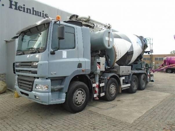 CF 85.340 8x4 mix + betonpumpa, foto 1 Užitkové a nákladní vozy, Nad 7,5 t | spěcháto.cz - bazar, inzerce zdarma