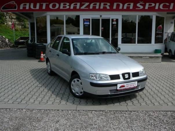 Seat Cordoba 1.9 TDI 66kW--KLIMA--CENTRÁL-E, foto 1 Auto – moto , Automobily | spěcháto.cz - bazar, inzerce zdarma