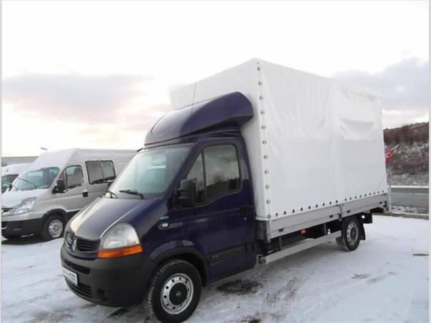 Renault Master 2.5 Plachta,klima,8 palet,č.33, foto 1 Užitkové a nákladní vozy, Do 7,5 t | spěcháto.cz - bazar, inzerce zdarma