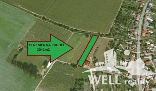 Prodej pozemku, Zahnašovice - Zahnašovice, foto 1 Reality, Pozemky | spěcháto.cz - bazar, inzerce