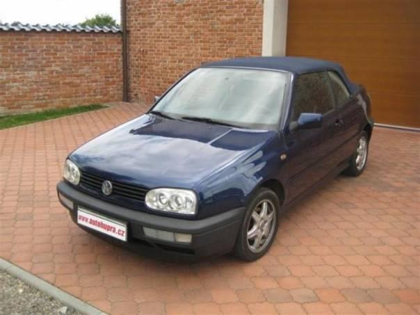 Volkswagen Golf Cabrio 1,8i Carman,automat,xen, foto 1 Auto – moto , Automobily | spěcháto.cz - bazar, inzerce zdarma
