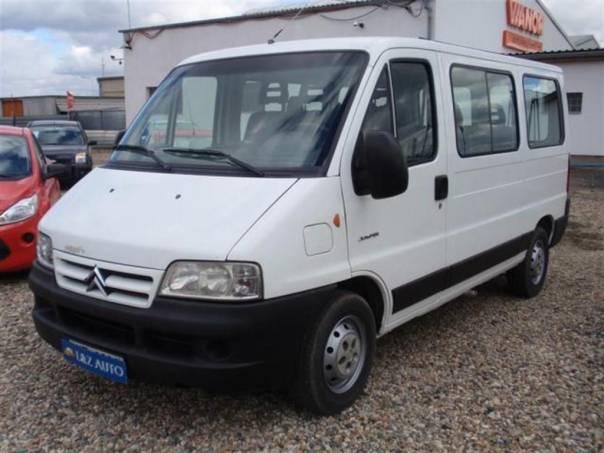 Citroën Jumper 2,2 HDI, foto 1 Užitkové a nákladní vozy, Autobusy | spěcháto.cz - bazar, inzerce zdarma