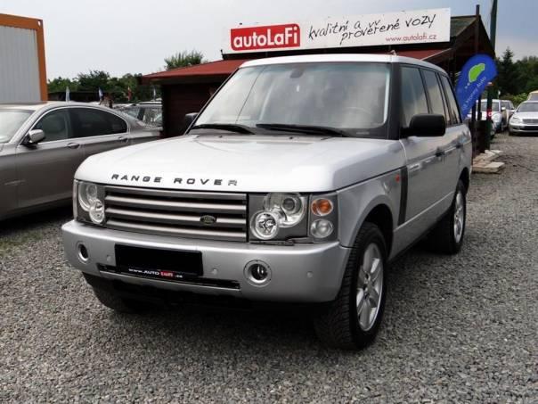 Land Rover Range Rover 4.4 LPG VOQUE, foto 1 Auto – moto , Automobily | spěcháto.cz - bazar, inzerce zdarma