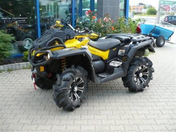 Outlander 1000 XMR vč SPZ, foto 1 Auto – moto , Motocykly a čtyřkolky | spěcháto.cz - bazar, inzerce zdarma