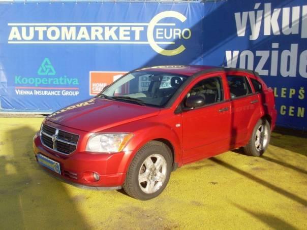 Dodge Caliber 2.0 TDi, foto 1 Auto – moto , Automobily | spěcháto.cz - bazar, inzerce zdarma