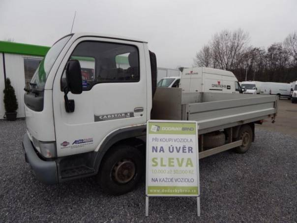 Nissan Cabstar VALNÍK, foto 1 Užitkové a nákladní vozy, Do 7,5 t | spěcháto.cz - bazar, inzerce zdarma