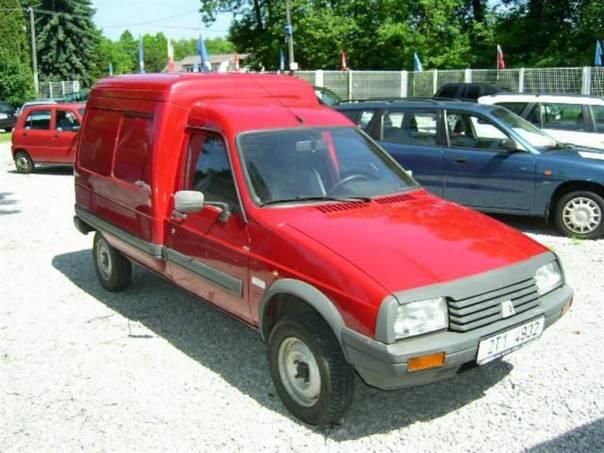 Citroën C15 1,9 d  AutoWojcik, foto 1 Užitkové a nákladní vozy, Do 7,5 t | spěcháto.cz - bazar, inzerce zdarma