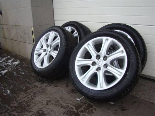 ALU18´+ zimní pneu 235/50/18, foto 1 Náhradní díly a příslušenství, Ostatní | spěcháto.cz - bazar, inzerce zdarma