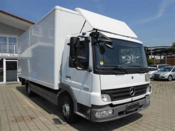 Atego 815 skříň, foto 1 Užitkové a nákladní vozy, Nad 7,5 t | spěcháto.cz - bazar, inzerce zdarma