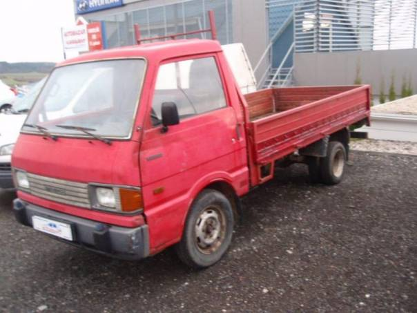 Mazda E valník, foto 1 Užitkové a nákladní vozy, Do 7,5 t | spěcháto.cz - bazar, inzerce zdarma