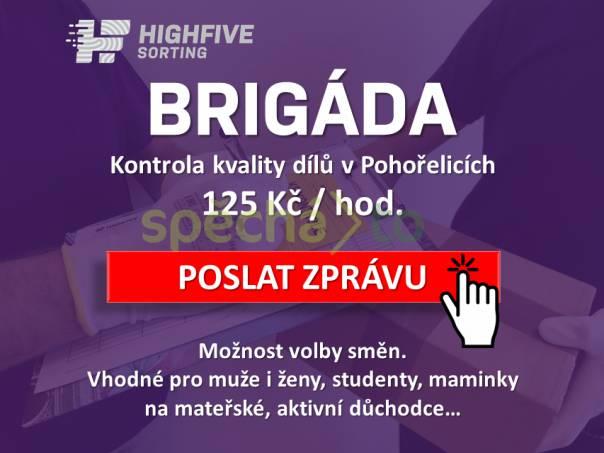 Kontrola kvality - Pohořelice, foto 1 Nabídka práce, Brigády | spěcháto.cz - bazar, inzerce zdarma