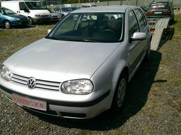 Volkswagen Golf 1.6 SRi 74kW Basis,Klima,Tažné ,Tempomat, foto 1 Auto – moto , Automobily | spěcháto.cz - bazar, inzerce zdarma