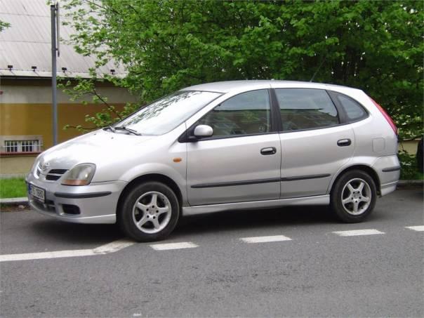 Nissan Almera Tino 2,2 TDi, foto 1 Auto – moto , Automobily | spěcháto.cz - bazar, inzerce zdarma