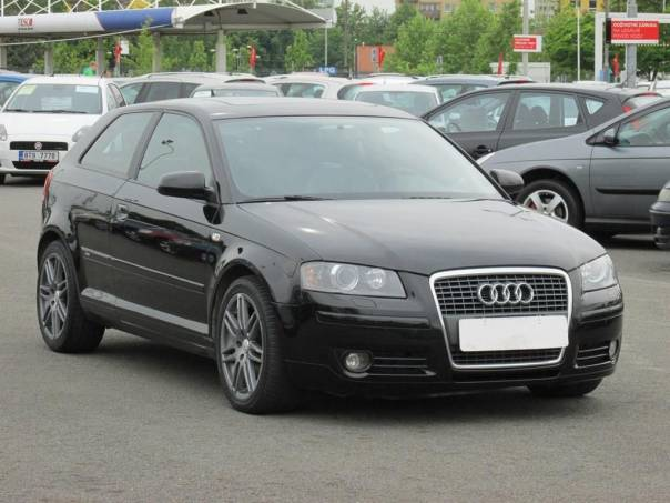 Audi A3  2.0 TDi, xenon, klima, foto 1 Auto – moto , Automobily | spěcháto.cz - bazar, inzerce zdarma