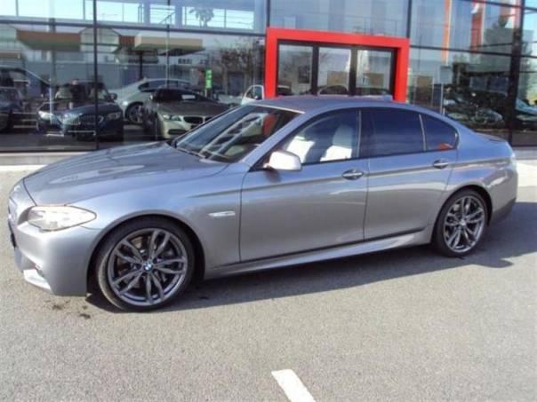 BMW Řada 5 M550d JAKO NOVÉ TOP CENA, foto 1 Auto – moto , Automobily | spěcháto.cz - bazar, inzerce zdarma