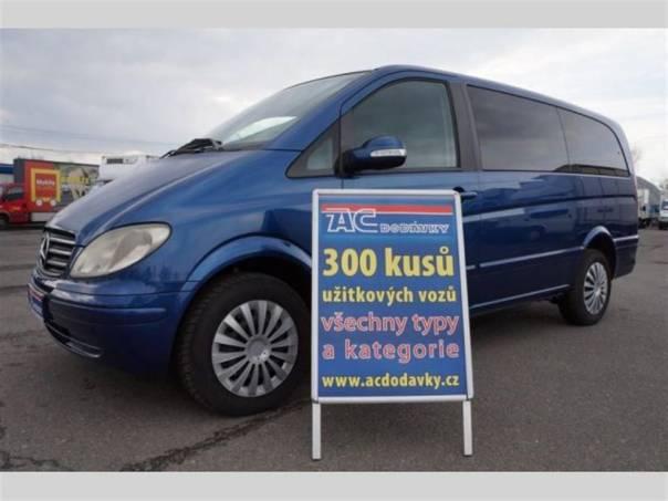 Mercedes-Benz Viano 2,2 CDI 7 míst klima, foto 1 Užitkové a nákladní vozy, Autobusy | spěcháto.cz - bazar, inzerce zdarma