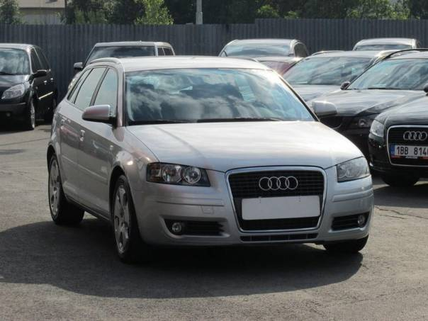 Audi A3  2.0 TDi, foto 1 Auto – moto , Automobily | spěcháto.cz - bazar, inzerce zdarma
