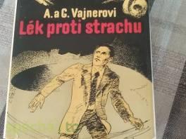 Lék proti strachu - detektivka , Hobby, volný čas, Knihy  | spěcháto.cz - bazar, inzerce zdarma