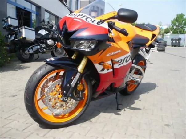CBR 600 RR /SKLADEM, foto 1 Auto – moto , Motocykly a čtyřkolky | spěcháto.cz - bazar, inzerce zdarma