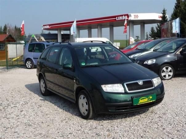 Škoda Fabia 1.4I 16V *SERVISKA-74kW*, foto 1 Auto – moto , Automobily | spěcháto.cz - bazar, inzerce zdarma