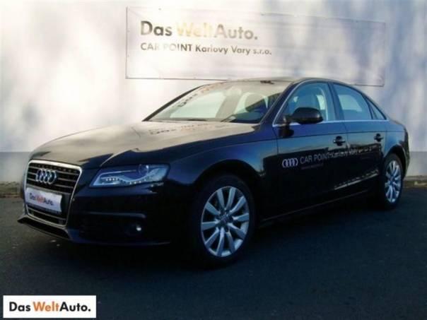 Audi A4 2.0 TDI DPF multitronic, foto 1 Auto – moto , Automobily | spěcháto.cz - bazar, inzerce zdarma