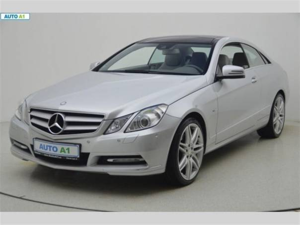 Mercedes-Benz Třída E E250 CDi Coupe AMG PAKET ISP, foto 1 Auto – moto , Automobily | spěcháto.cz - bazar, inzerce zdarma
