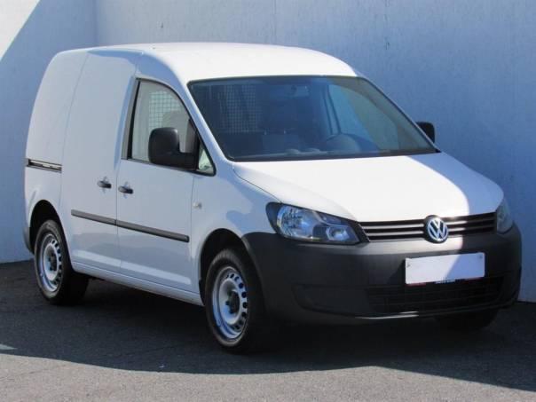 Volkswagen Caddy  1.6 TDi, Serv.kniha,ČR, klima, foto 1 Užitkové a nákladní vozy, Do 7,5 t | spěcháto.cz - bazar, inzerce zdarma