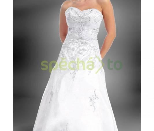 0b68e00938bd Nádherné svatební a popůlnoční šaty z USA za více než rozumnou cenu ...