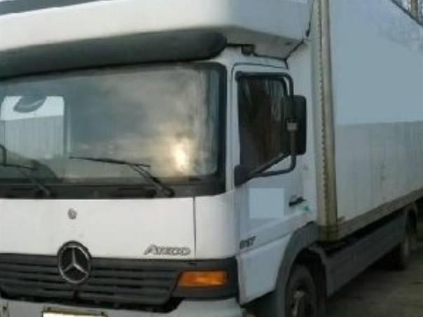 Mercedes-Benz  , foto 1 Užitkové a nákladní vozy, Do 7,5 t | spěcháto.cz - bazar, inzerce zdarma