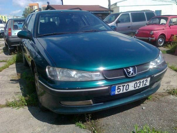 Peugeot Partner 1.6i 16V - KLIMA, foto 1 Auto – moto , Automobily | spěcháto.cz - bazar, inzerce zdarma