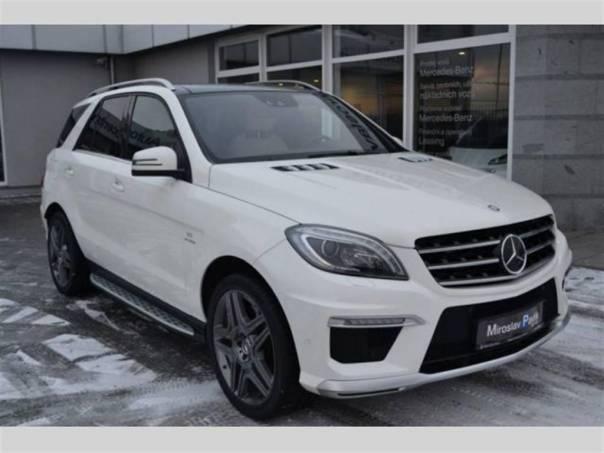 Mercedes-Benz Třída ML ML 63 AMG PERFORMANCE, foto 1 Auto – moto , Automobily | spěcháto.cz - bazar, inzerce zdarma