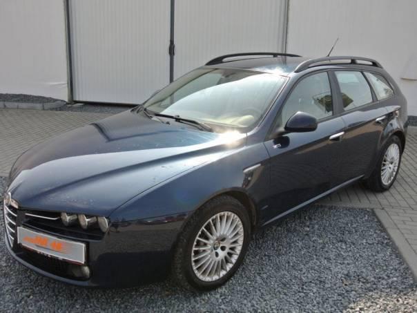 Alfa Romeo 159 2.4 JTD, Q4, NAVIGACE, KŮŽE, foto 1 Auto – moto , Automobily | spěcháto.cz - bazar, inzerce zdarma