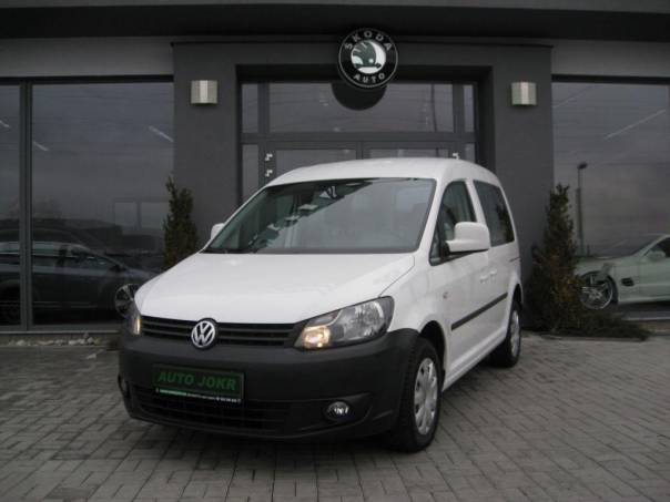 Volkswagen Caddy 1.6 TDI/CR Trendline 5-míst ČR, foto 1 Auto – moto , Automobily | spěcháto.cz - bazar, inzerce zdarma