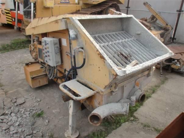 SCHWING Beton pumpa F4L1011 (ID 9063), foto 1 Užitkové a nákladní vozy, Nad 7,5 t | spěcháto.cz - bazar, inzerce zdarma
